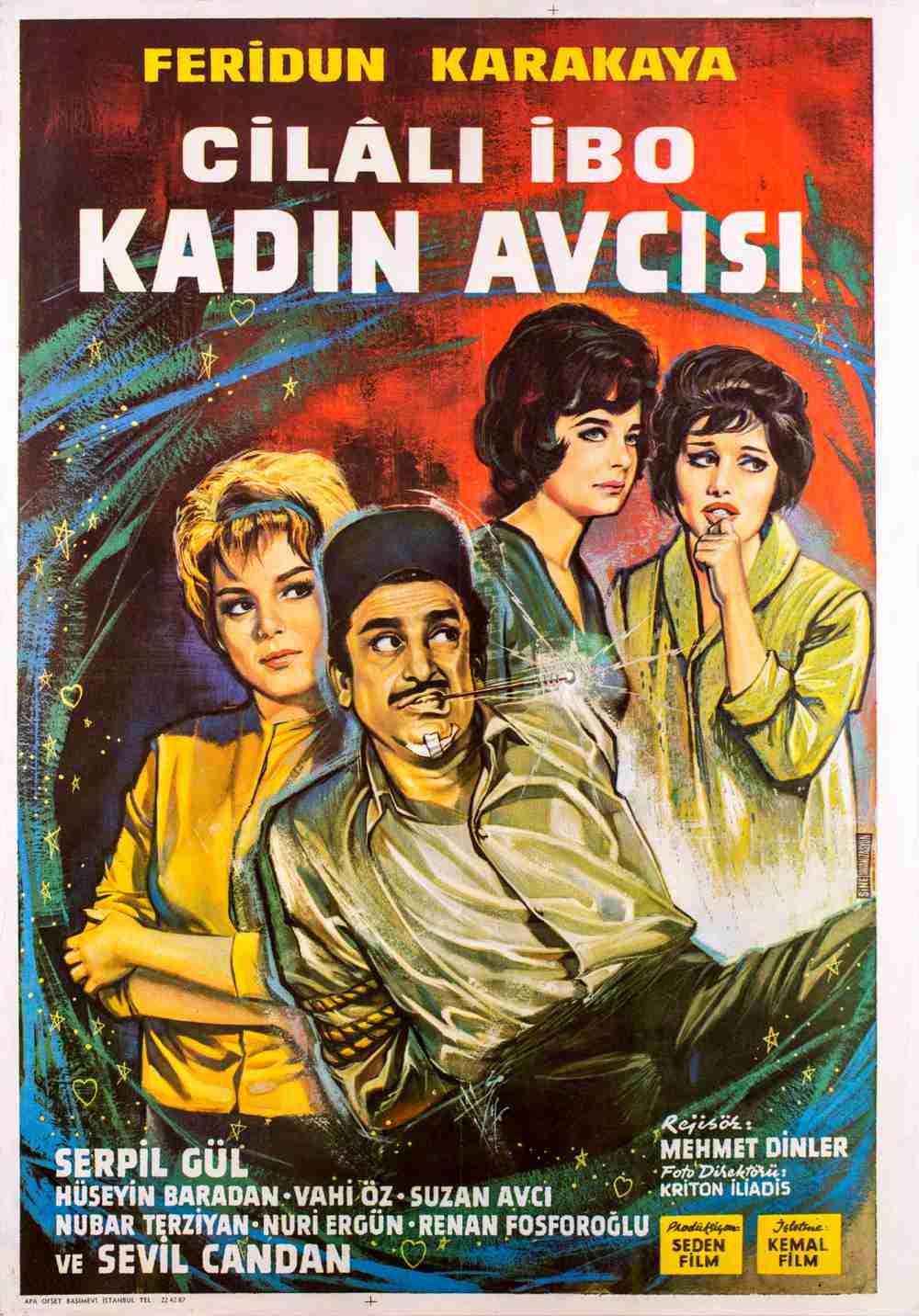 7 cilali_ibo_kadin_avcisi_1964