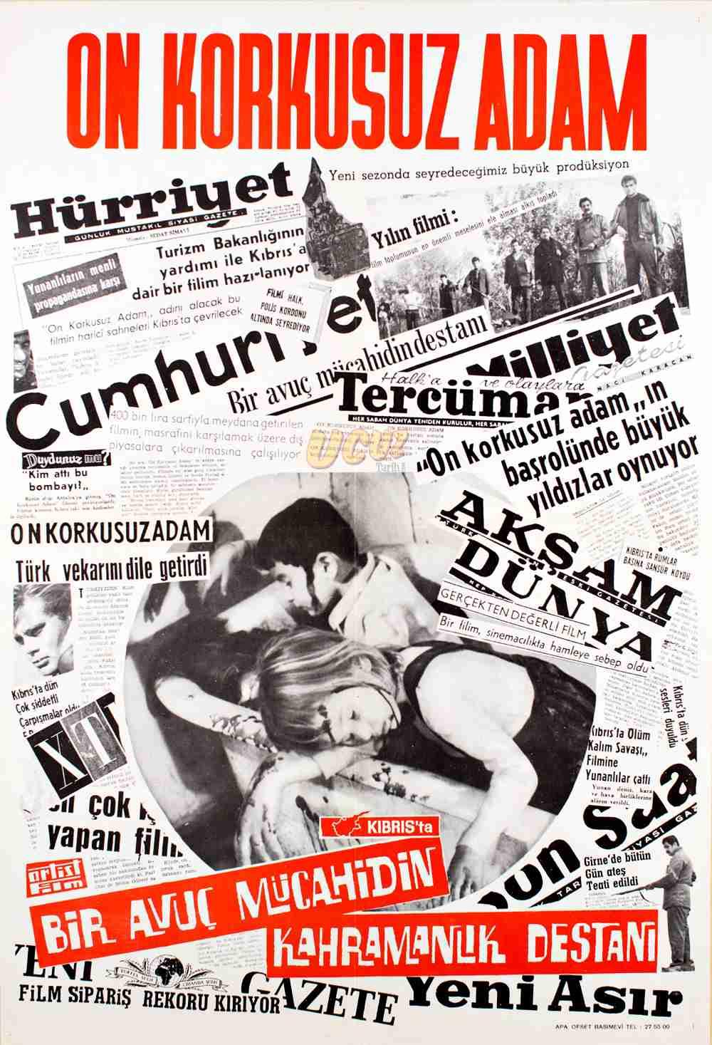 on_korkusuz_adam_1964
