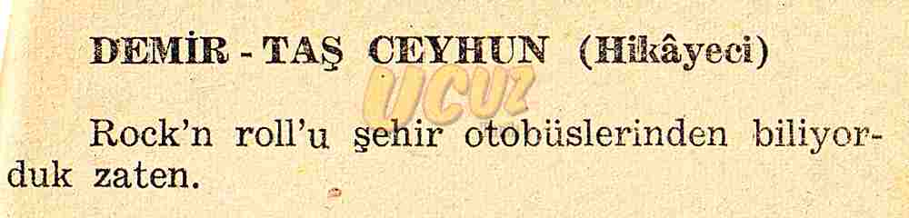 DEMIRTAS CEYHUN