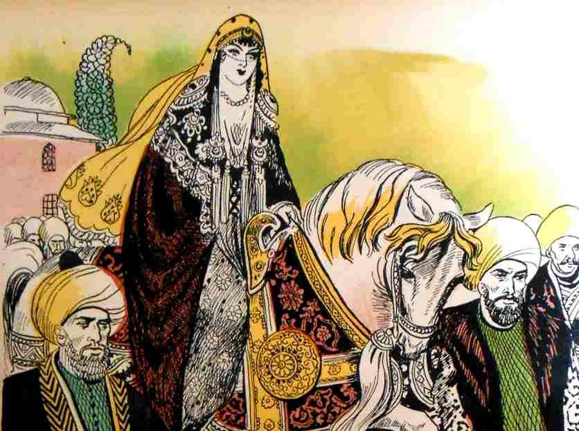 Hatice Alime Hüma Sultan
