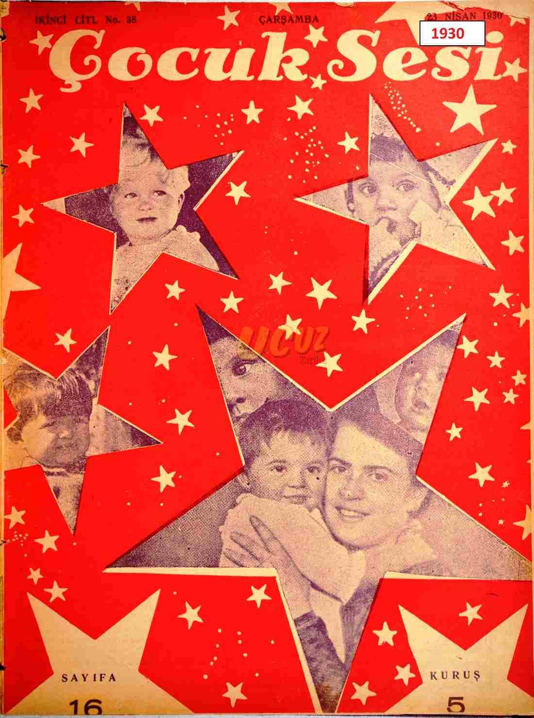 1930 çocuk sesi 1