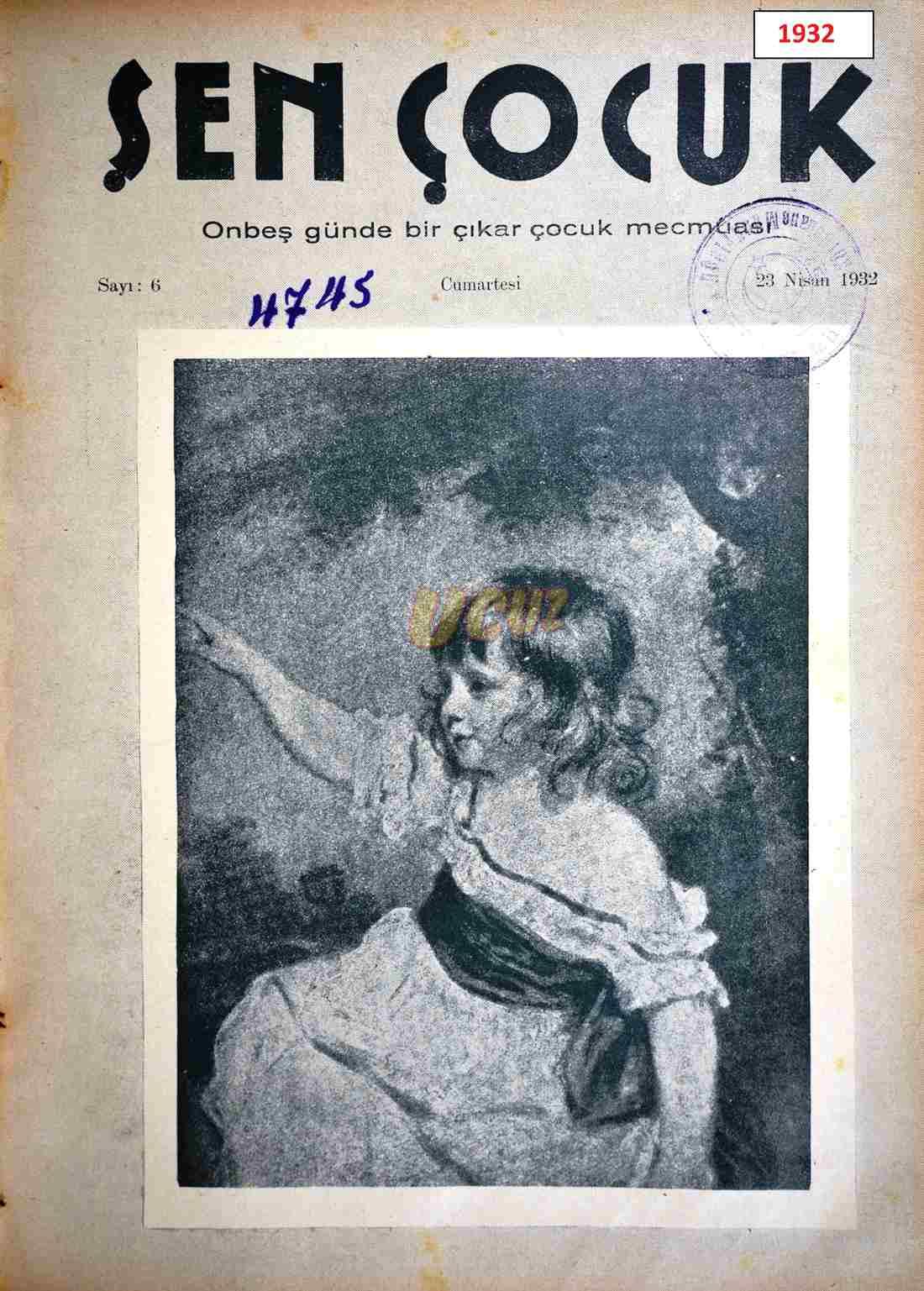 1932 şen çocuk 1