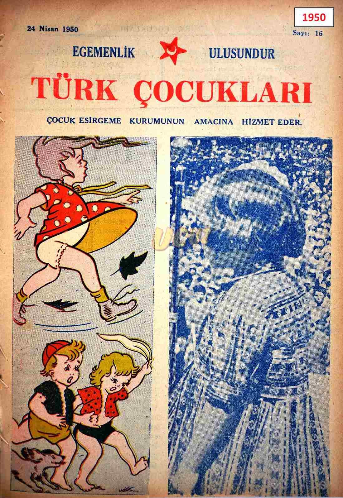 1950 türk çocukları