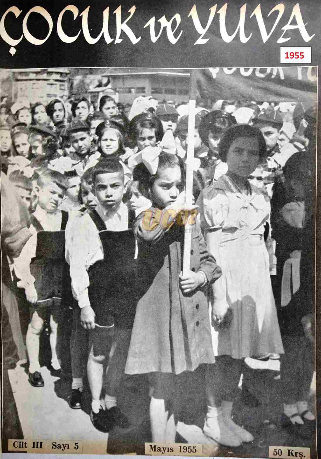 1955 çocuk ve yuva 5