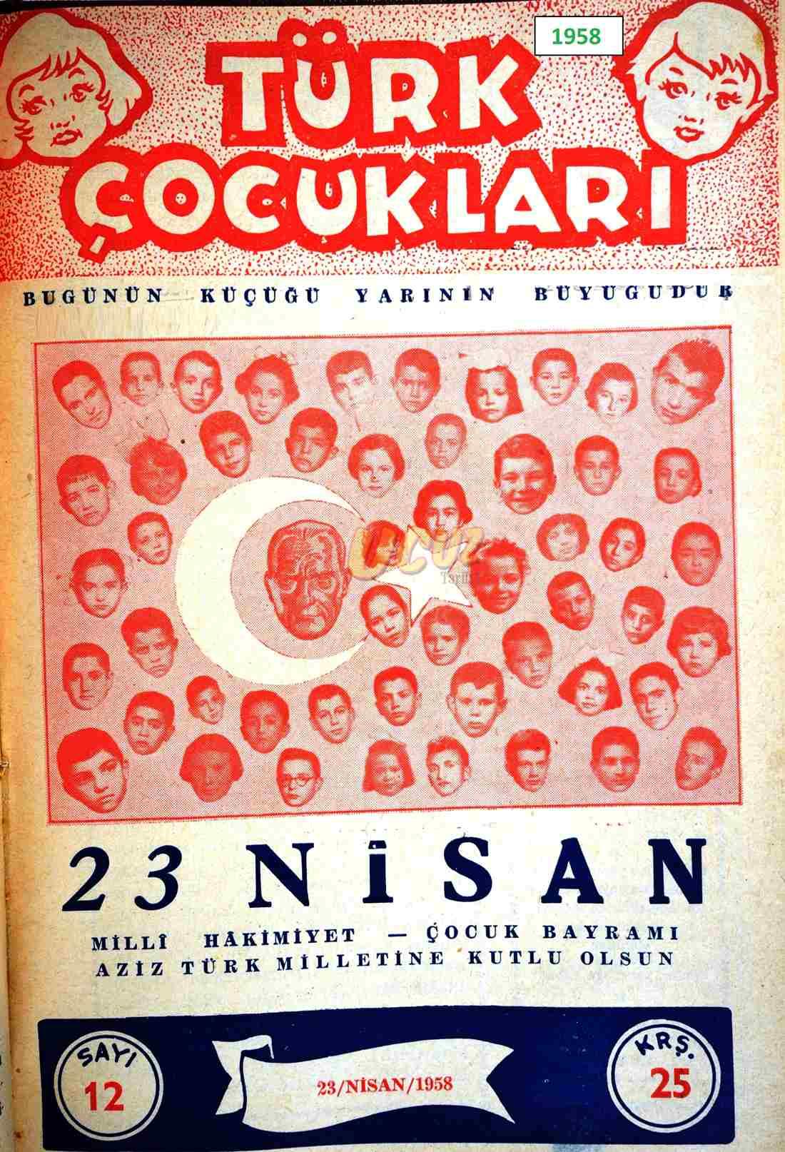 1958 türk çocukları 1