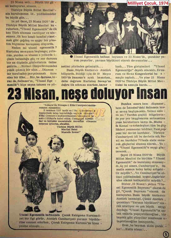 1974 milliyet çocuk 2