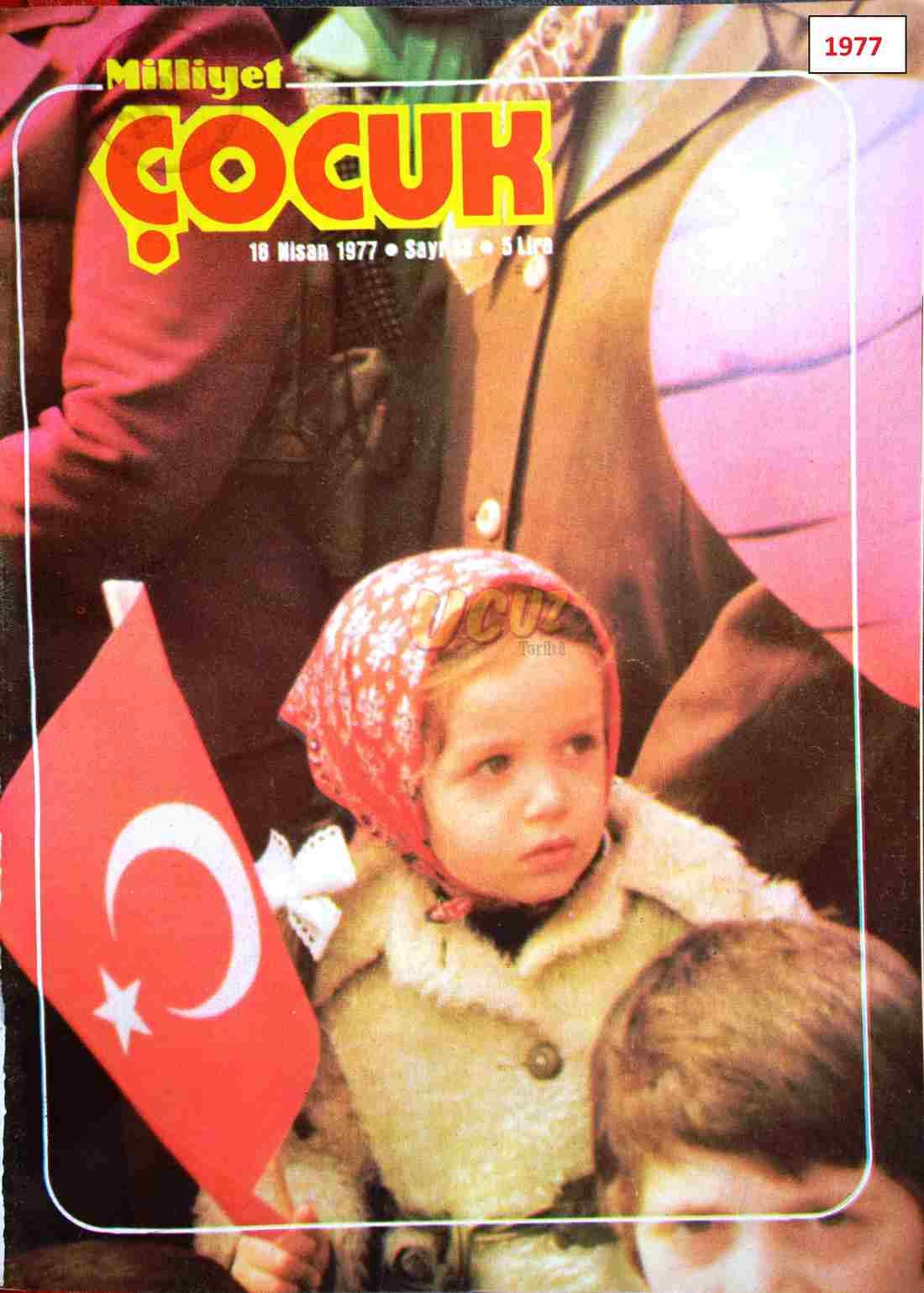 1977 milliyet çocuk 4