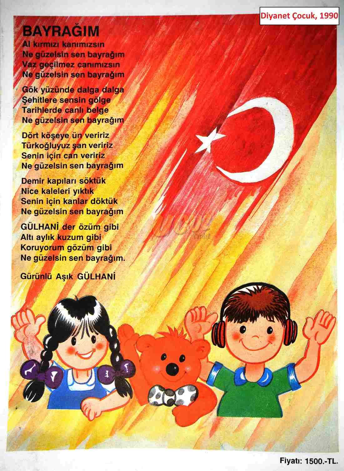 1993 diyanet çocuk 1990 3